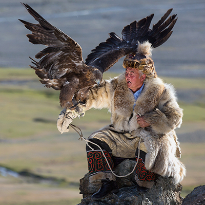 Golden Eagle Festival Mongolia Tour Ayan Travel